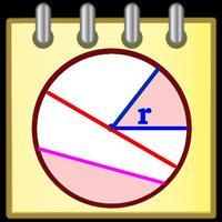 Circle Formulas Calculator