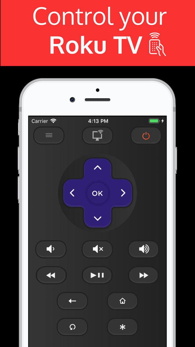 Universal remote for Roku tv App for iPhone - Free Download