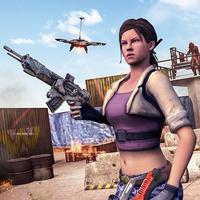 Girl Commander Shooter games