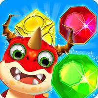 Dragon Jewel - Diamond Blast Match Mania
