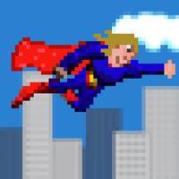 Captain Super Dude - The Amazing Flying Superhero