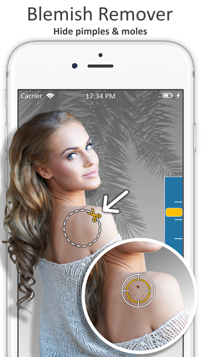 Make me thin fat body editor App for iPhone - Free Download