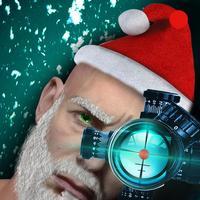 Christmas Santa Gift Shooting