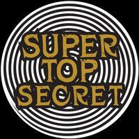 Super Top Secret Sticker Pack 1