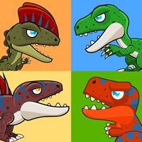 Dinosaur Math Tower Defense