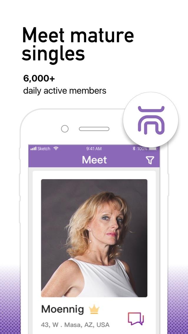 Gratuit Senior Dating apps
