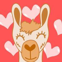 Miss Llama Drama - Stickers