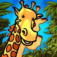 Amazing Wild Animal Puzzles