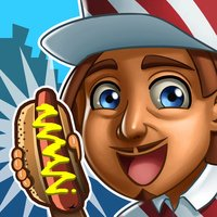 Street-food Tycoon Chef Fever: Cooking World Sim 2