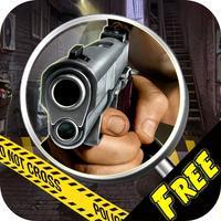 Free Hidden Objects: Pure Crime Scene