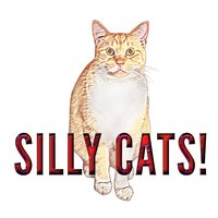Silly Cats Stickers