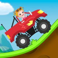 Baby Truck Racing For Hazel Baby