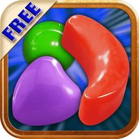Addictive Candy Games Blitz - The Match-3 Fruit Jelly Mania HD FREE