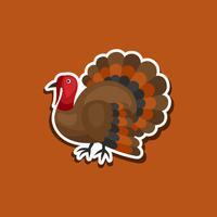 Hello Thanksgiving Stickers
