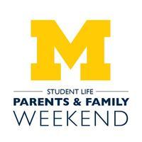 U-M Parents & Family Weekend