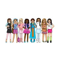 Small Dolls in a Big World