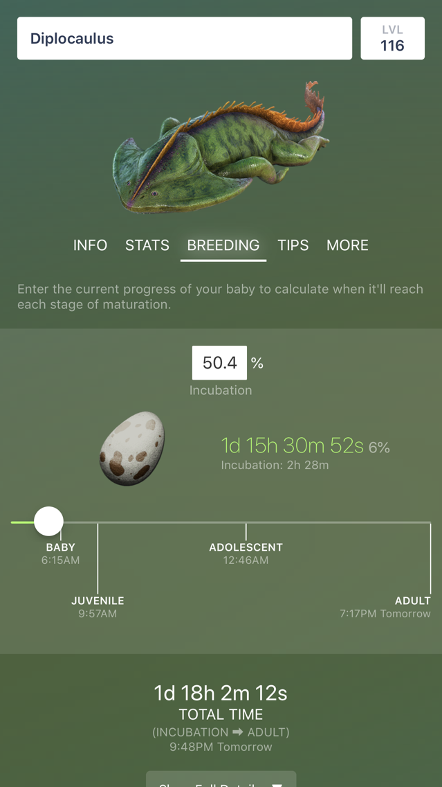 Dododex: ARK Survival Evolved App for iPhone - Free Download