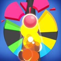 Smash Road - Color Ball Run 3D