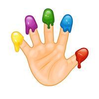 5 Fingers Paint