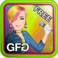 Pop Star Free Dress Up game For Girls LLC