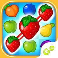 Crazy Fruits- Magic Puzzle game