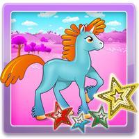 Cute Princess Unicorn Game