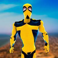 Strange Spider Hero Avenger