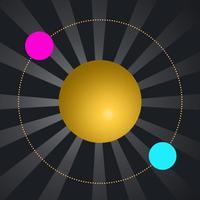 Six! Circle Color Jump: Flip Diving