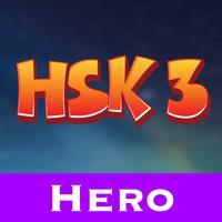 HSK 3 Hero - Learn Chinese