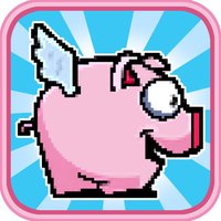 The Fly-ing Pig-gy - Fun Arcade Action Game