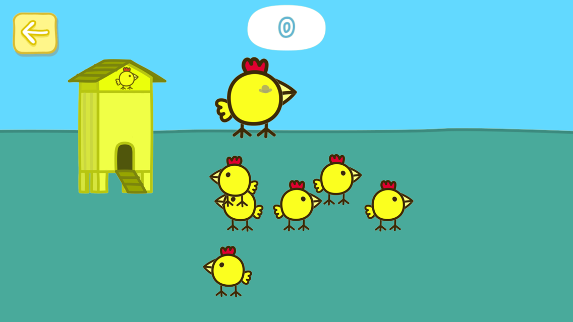Peppa Pig: Happy Mrs Chicken App for iPhone - Free Download