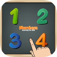 5 in 1 Numbers Learning Counting Games