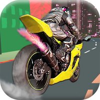 Fury Highway Racing - Moto Game