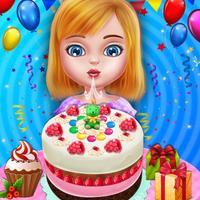Miya's Birthday Party Planning