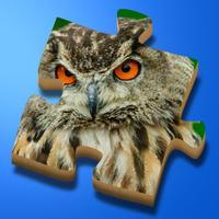 Super Jigsaws Wild Animals