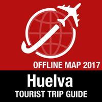 Huelva Tourist Guide + Offline Map