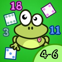 Educational games for children age 4-6: Learn the numbers 1-20 for kindergarten, preschool or nursery school