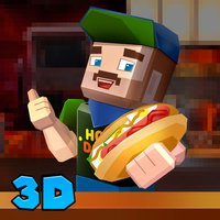 Hot Dogs Cooking Chef Simulator