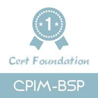 CPIM-BSP Test Prep