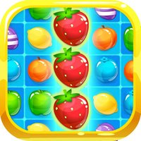 Charm Fruits Garden - New Sweet Match3 Blast