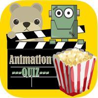 Animation Cartoon Film - Trivia Quiz Kids Games