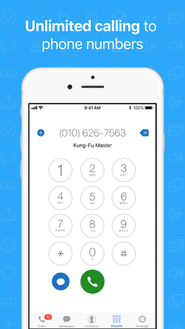 Talkatone: WiFi Text & Calls App for iPhone - Free Download