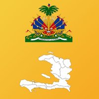 Haiti Department Maps and Capitals