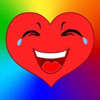 Stickers - Hearts Emotio