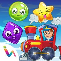 Learn Shapes & Colors - Preschool Games For Kids