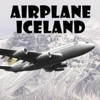 Airplane Iceland