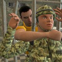 Army Prison Break - Lawless Alcatraz Survival Game
