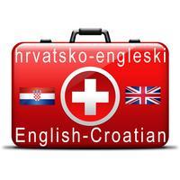 English-Croatian-English Medical Dictionary for Travelers