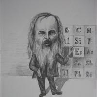Mendeleev Periodic Table Info