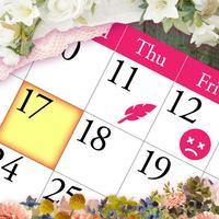 【運気カレンダー】無料で毎日占って気づきをメモできるカレンダー占いアプリ